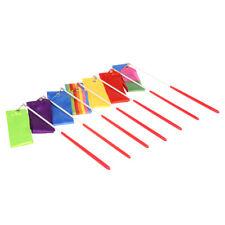 1M Dance ribbon gymnastic ballet streamer twirling rod for kids children toy RAC
