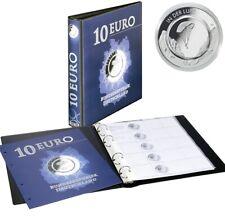 KARAT Sammelalbum für 10 € Euro in der Luft , bewegt Polymerring Lindner 1110M