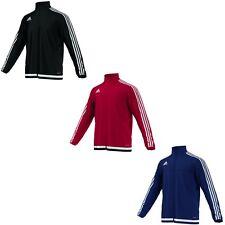 adidas Tiro15 Training Jacket Trainingsjacke rot blau schwarz