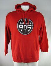 Toronto Raptors 905 Plus Women's Red Pullover Sweater Flawed*
