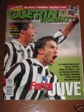 GUERIN SPORTIVO 1998/44 DEL PIERO COVER COPPE EUROPEE