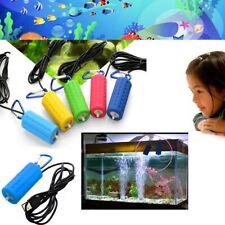 Mini Fish Tank Aquatic Animals Supplies USB Aquarium Oxygen Pump Air Pump