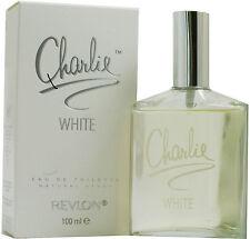 Revlon Charlie White Eau De Toilette Natural Spray 100ml