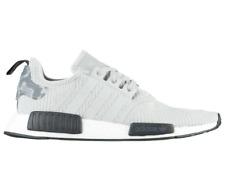 Men's Adidas Originals NMD R1-B37617-Grey/Black