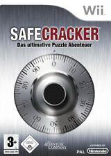 Nintendo Wii Spiel - Safecracker (mit OVP)
