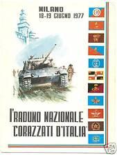 I° RADUNO NAZIONALE CORAZZATI D'ITALIA 1977