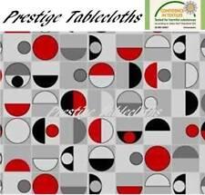 Modern PVC Vinile Pulibile Con Panno Tovaglia-Tutte le Taglie-codice: F717-2