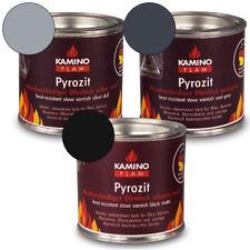 Ofenlack Ofenfarbe Spezial Thermofarbe Thermolack 450°C schwarz grau gussgrau