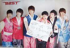 """B2ST """"KOREAN SILK OUTFITS"""" ASIAN POSTER - South Korean Boy Band, Beast, K-Pop"""