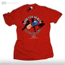 Health Pill Akira t-shirt nerd