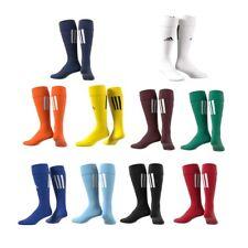 Schwarze adidas Fußball Stutzen & Socken