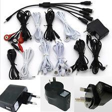 Electro Wire Electical Stimulation Cable DIY E-stim Accessories free combination