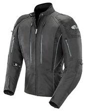 Joe Rocket Ladies Atomic 5.0 Black Waterproof Armored Textile Motorcycle Jacket