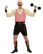 Costume Carnevale Uomo Forzuto Travestimento PS 26403