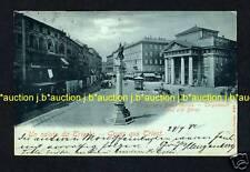 Italia UN SALUTO DA TRIESTE * AK 1897 ! Mondschein Luna