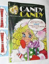 CANDY CANDY n. 114 - anno 3° - 1° ed. 1982 (no inserto lady oscar)