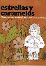 Cesareo Rosa Nieves Estrellas y Carmelos Poemas Para Ninos Poesia Puerto Rico 72