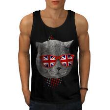 British Shorthair Men Tank Top New | wellcoda