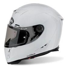 AIROH GP500 BLANC BRILLANT CARBONE MOTOGP feu moto ACU casque