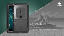 LOVE MEI Gorilla Glass Waterproof Metal Case Cover f Sony Xperia XZ2 XZ1 Compact