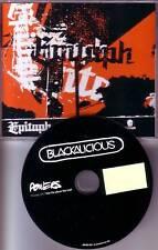 BLACKALICIOUS Powers RARE 1 TRK PROMO DJ CD Single 2005
