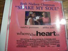 Beth Nielson Chapman Shake My Soul CD Single 2000