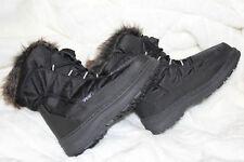Stiefel Winterstiefel Fellrand Schnee Stiefel Snow Boots Gr. 36 37 38 39 40