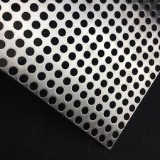 Lochblech Edelstahl VA V2A beid. K240 RG 10-15 1000 mm 1,5 mm mit Schutzfolie