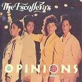 THE ESCOFFERY'S Opinons CD OOP FEMME R&B SOUL DANCE