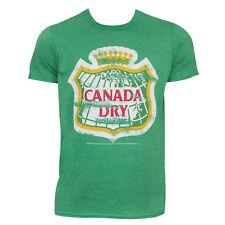 Canada Dry Tee Shirt Green