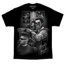 Final Touch Barber Shop Fresh Cut David Gonzales DGA T Shirt