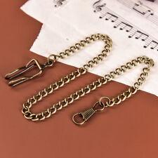 1Pcs Bronze Alloy Chain For Antique Quartz Women Mens Vintage for Pocket WatEcu
