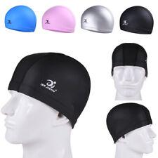 Adult Swimming Swim Cap Comfortable Hat Waterproof Swimwear Accessories Hats