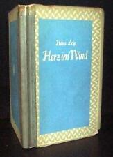 Hans Leip (Lili Marlene) SIGNED 1934 Herz im Wind