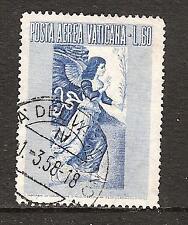 VATICAN CITY # C30 Used AIRMAIL ANGEL GABRIEL
