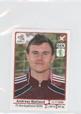 2012 Panini UEFA Euro Album Stickers #205 Andreas Bjelland Soccer Card