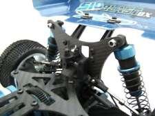 HDX Carbon Dämpferbrücke hinten für LRP S10 Blast BX TX MT aus 4mm carbon