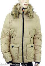 Veste chaude Doudoune microfibre beige femme GAASTRA Gunwale sand Jacket