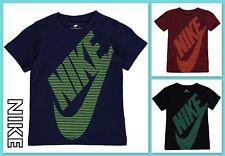 Nuevos Chicos Infantil Nike solo que hazlo Lenticular Swoosh-T SHIRT Top Talla 3-7 años