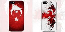 Coque iPhone drapeau TURQUIE - 5 / 5S, 6 / 6S, 6 / 6S Plus, 7 / 7s, 7 / 7s plus
