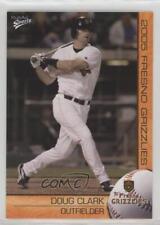 2005 MultiAd Sports Fresno Grizzlies #6 Doug Clark Baseball Card