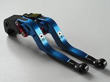 BMW S1000 R 2014 CNC Palanca Freno Embrague Kit de Azul Negro Rojo