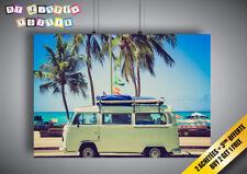 Poster Volkswagen Camper VAN