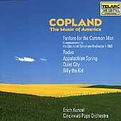 Aaron Copland: The Music of America 1900-1990 Erich Kunzel Cincinnati Pops