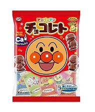 Fujiya, Anpanman Chocolate, Anpanman Shaped Choco, Very Cute! 34g, Japan