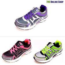 Mujer Zapatillas deporte para correr (77b) de skate Andar Zapatos NUEVO
