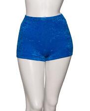 Damas De Baile Gimnasia Velour Terciopelo Caliente Pantalones Cortos khpv 5 Por Katz Dancewear