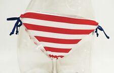 In Mocean American Flag Side Tie Bikini Bottoms Swimwear Juniors' Ladies Small