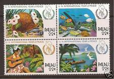 PALAU ISLANDS #'s109-112a MNH International Peace Year
