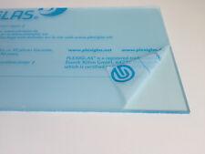 Plexiglas ® klar / weiss milchig div. Formate und Stärke wählbar PMMA, Acrylglas